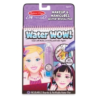 Water Wow!, Makeup & Manicures