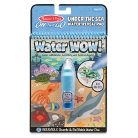 Water Wow!, Under the Sea