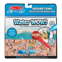 Deluxe Water Wow!, Around Town