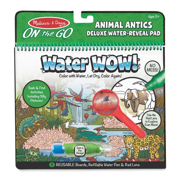 Deluxe Water Wow!, Animal Antics