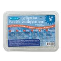 Soap Base, Clear Glycerin
