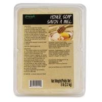 Soap Base, Honey Glycerin