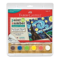 Paint by Number Museum Series, Starry Night