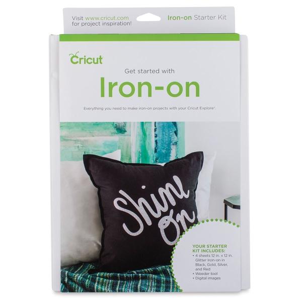 Iron-On Starter Kit