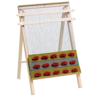 Schacht School Loom (Shown in use)