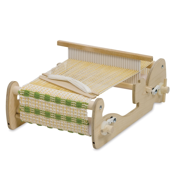 "Cricket Loom with 10"" Weaving Width"