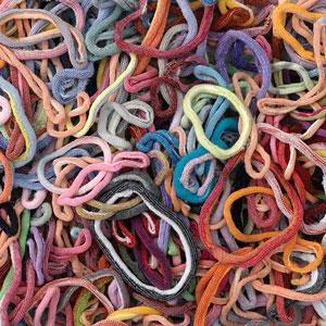 Assorted Nylon Loops