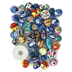 Porcelain Bead Assortments