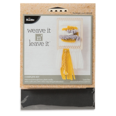 Weave It N' Leave It Loom Kit, Mini