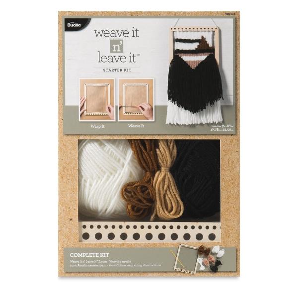 Weave It N' Leave It Loom Kit, Starter