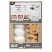 Plaid Weaving Loom Starter Kit