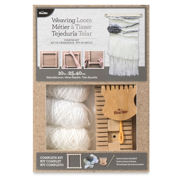 Weaving Loom Starter Kit