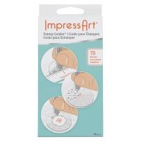 ImpressArt Stamp Guides Sticker Book