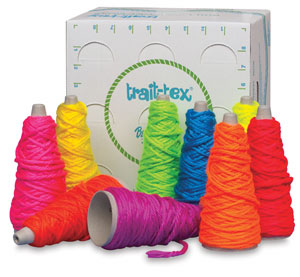 Neon Colors Yarn Assortment