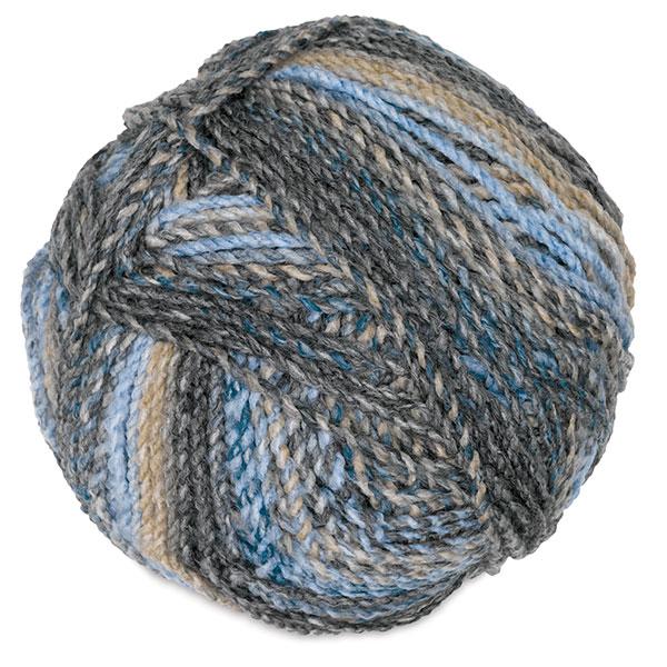 Marble Chunky Yarn, Sandpiper
