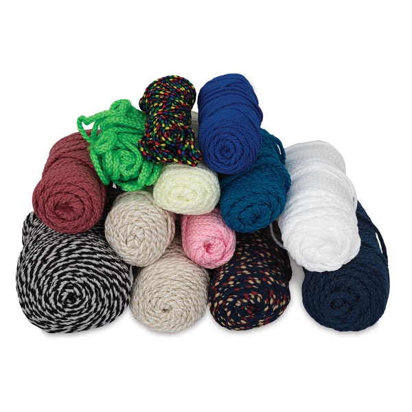 Macramé Cord Assortment<br/>(Colors and styles will vary)