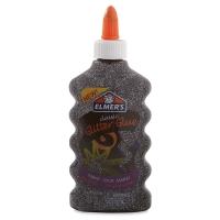 Elmer's Glitter Glue, Black
