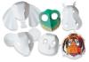 Roylco Wild Animal Fold-Up Masks