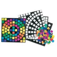 Roylco Spectrum Paper Mosaics