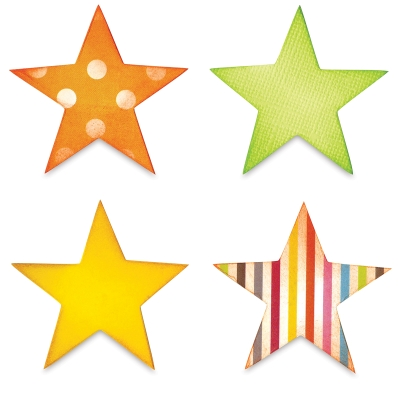 Bigz Die, Stars