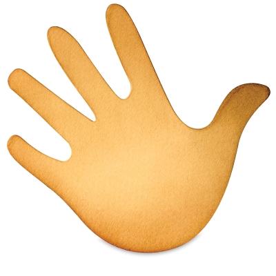 Bigz Die, Baby Handprint