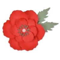 Bigz Die, Poppy Flower