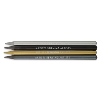 Woodless Graphite Pencils, 4-pack