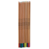 Slim Colored Pencils, Set of 10