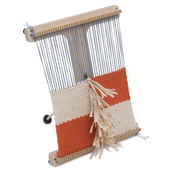 Easel Weaver<br>Shown with weaving (not included)