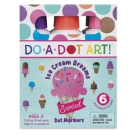 Scented Ice Cream Dreams, Set of 6