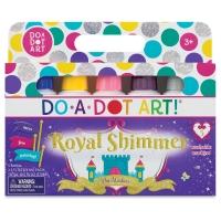 Royal Shimmer Colors, Set of 5