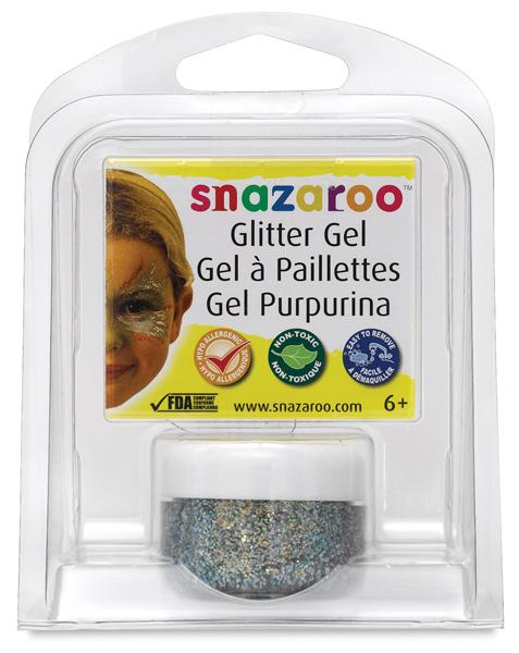 Multicolor Glitter Gel