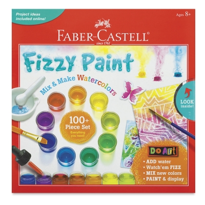 Fizzy Paint Kit