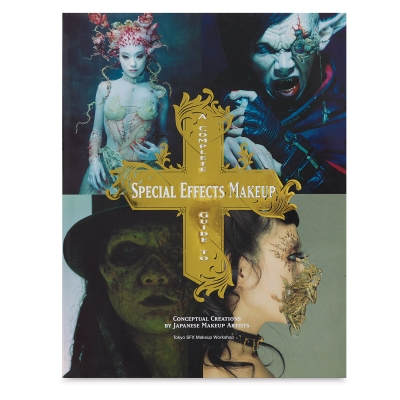 Acclaimed as the best book ever published on the subject, A Complete Guide to Special Effects Makeup covers everything from basic facial makeup styles to masks, molds, and cast-making. It includes everything you need to know to create vampires, zombies, manga, and other fantastical characters.
