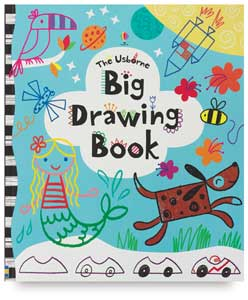 The Usborne Big Drawing Book