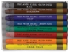 Water Color Crayons, Set of 8