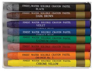sargent art water color crayons blick art materials