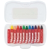 Jumbo Beeswax Crayons, Set of 12