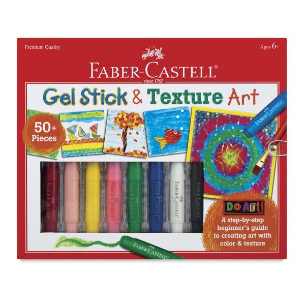 Do Art Gel Stick and Texture Art Kit