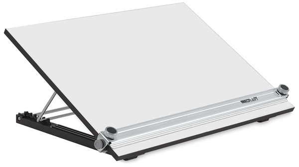 Pro Draft Deluxe Parallel Straightedge Drawing Board