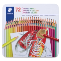Colored Pencils, Set of 72