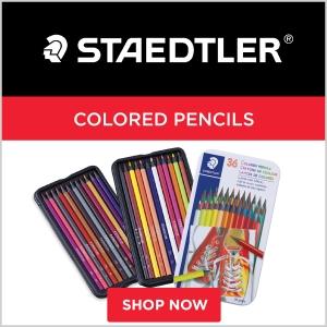Staedtler Colored Pencil Sets