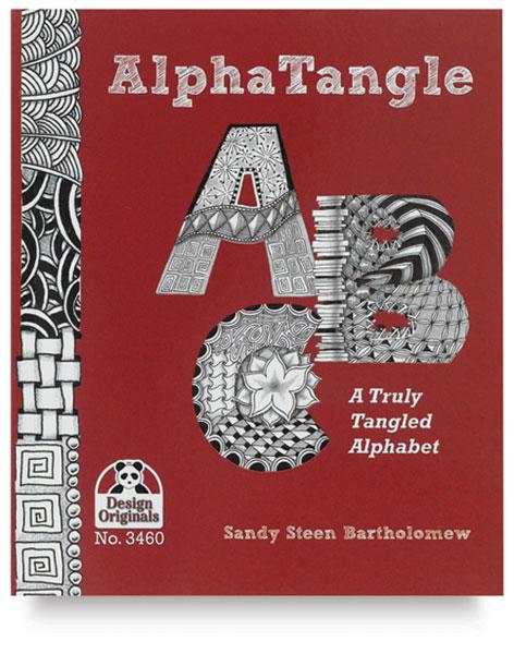 AlphaTangle: A Truly Tangled Alphabet