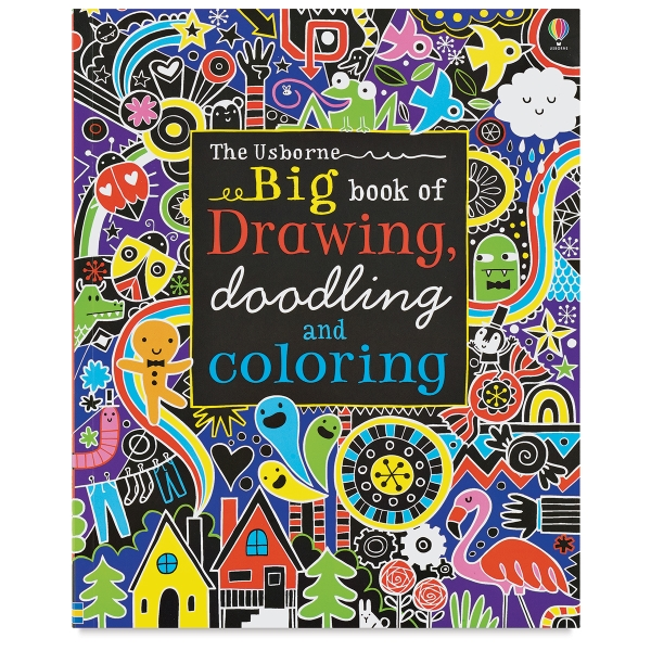 Beautiful Coloring Book Wallpaper Tiny Coloring Book App Flat Bulk Coloring Books Animal Coloring Book Youthful Animal Coloring Books RedBig Coloring Books The Usborne Big Book Of Drawing, Doodling, And Coloring   BLICK ..