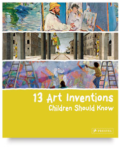 13 Art Inventions Children Should Know