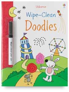 Usborne Wipe-Clean Doodles