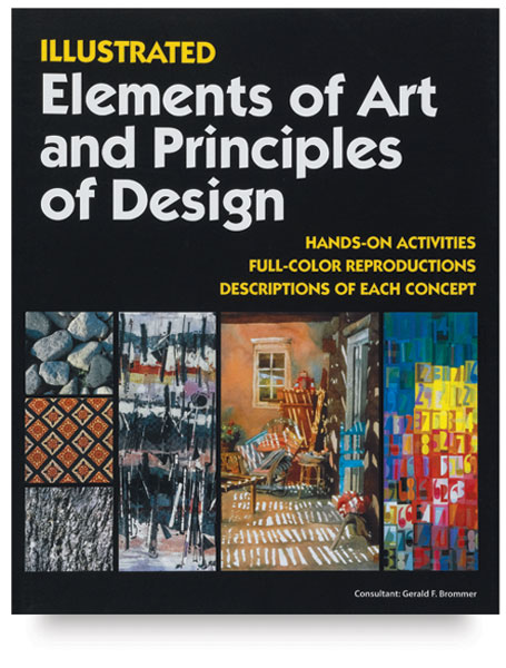 Elements And Principles Of Design Texture : Crystal productions illustrated elements of art