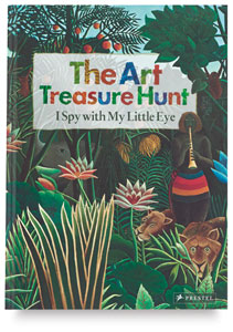 The Art Treasure Hunt: I Spy with My Little Eye