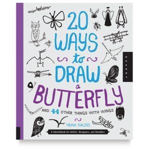 20 Ways to Draw series sketchbooks are designed to offer artists, designers, and doodlers fun, inspiration, and motivation. They are not a step-by-step technique books ? rather, the subjects are simplified, stylized, and reduced to their most basic elements. - 20 Ways to Draw a Tree and 44 Other Nifty Things from Nature
