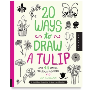 20 Ways to Draw a Tulip